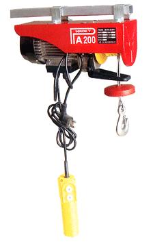 钢丝绳微型电动葫芦,宇雕专业生产微型电动葫芦