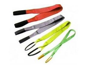 彩色扁平吊装带,彩色扁平吊装带生产厂家