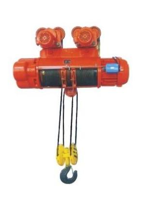 MD1型钢丝绳电动葫芦