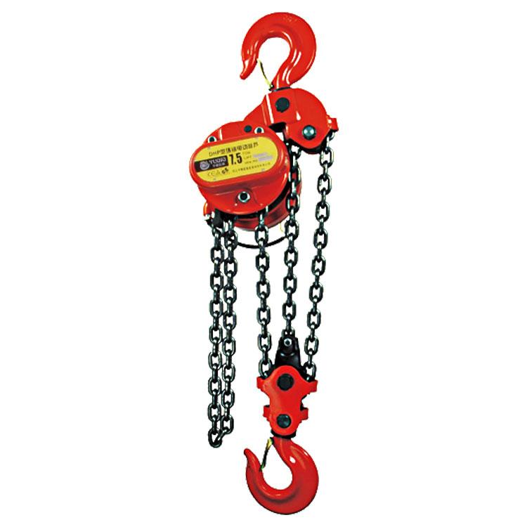 群吊环链电动葫芦,宇雕专业