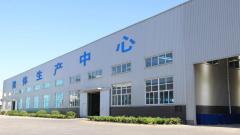 宇雕现代化爬架架体生产中心